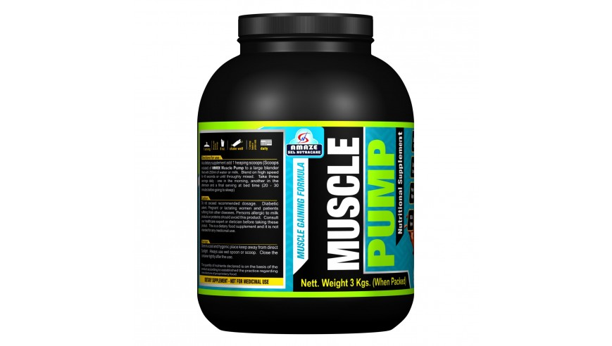 Amaze Muscle Pump 5 lbs (35% Discount)