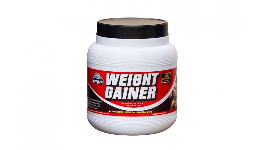 Amaze Weight Gainer 2kg (15% Discount)