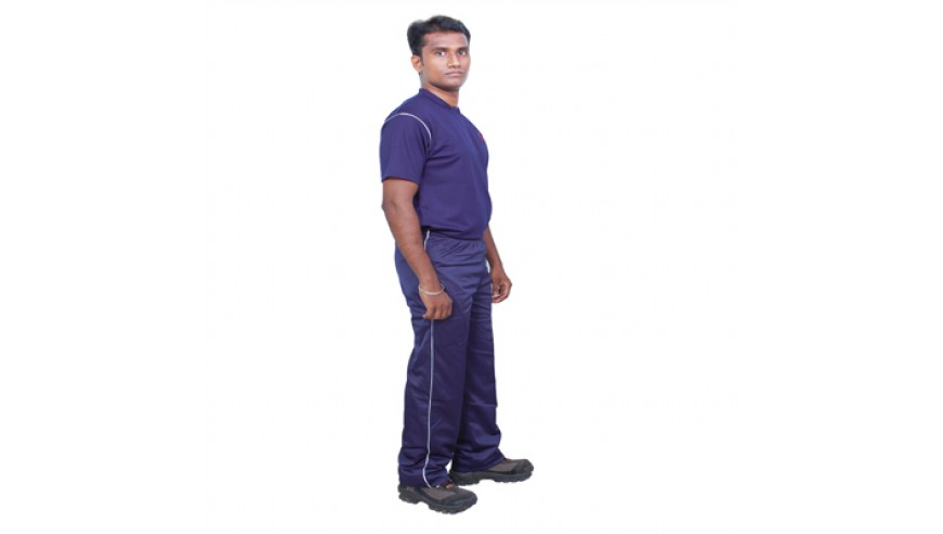 Tracksuit Navyblue (M) – 50% Discount