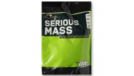 Serious Mass (ON) – 12 lbs (Chocolate)