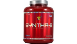 BSN Syntha-6 – (5 lbs Chocolate)